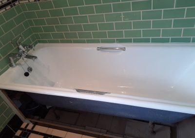 Bath 10 after