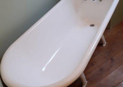 Bath 6 after