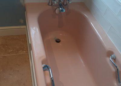 Bath 7 before